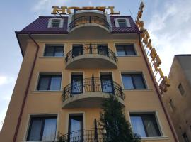 Hotel Cantemir, hotel near Patriarchal Cathedral, Bucharest