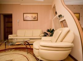 Гостиница Золотой Стрелец, отель в Красноярске
