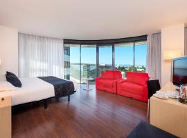 Civis Luz Castellón 4*S, hotel in Castellón de la Plana