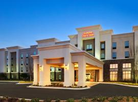 Hampton Inn & Suites Huntsville Research Park Area, hotel in Huntsville