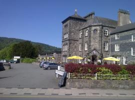 The Eagles Hotel, hotel in Llanrwst