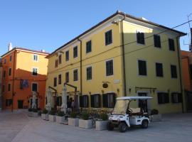 Villetta Phasiana, hotel in Fažana