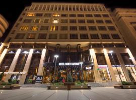 North Avenue Hotel Yerevan, hotel v mestu Yerevan