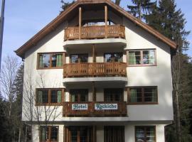 Villa Kokiche, hotel in Borovets