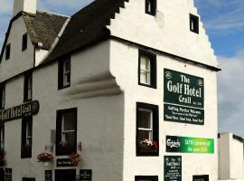 The Golf Hotel, hotel near Fairmont St Andrews Bay Golf Course, Crail