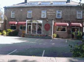 Brecon Hotel Sheffield Rotherham, hotel in Rotherham