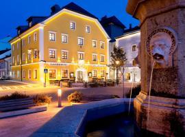 Hotel Gambswirt, hotel Tamswegben