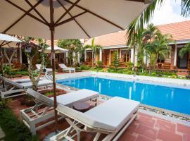 Little Garden Bungalow, resort in Phu Quoc