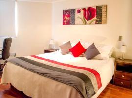 San Ignacio Suite Apartments, hotel en Santiago
