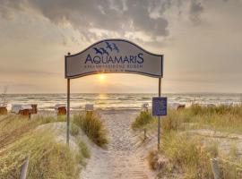 Aquamaris Strandresidenz Rügen, hotel in Juliusruh
