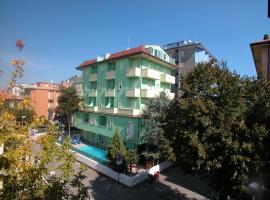 Residence Eurogarden, residence a Rimini