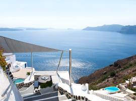 Alexander's Suites, hotel a Oia