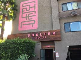 Shelter Hotel Los Angeles, boutique hotel in Los Angeles
