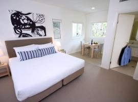 Domain Serviced Apartments, serviced apartment in Brisbane