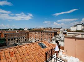 Oriana Suites Rome, leilighet i Roma
