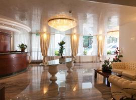 Hotel Ambassador, отель в Римини