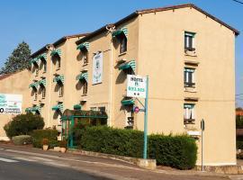 Hôtel Le Relais, hôtel à Fleurance