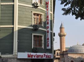 Mevlana Palace, отель в Конье