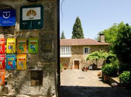 Pazo Xan Xordo, hotel cerca de Special Olympics Galicia, Lavacolla