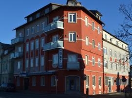 Hotel Aragia, hotel in Klagenfurt