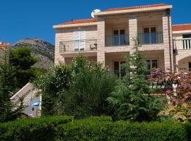 Villa Jasmin, apartmán v destinaci Bol