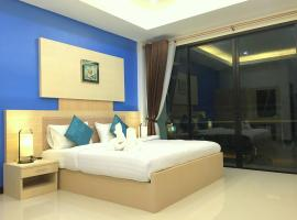 Samed Port View, serviced apartment in Ko Samed
