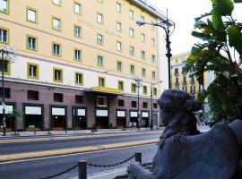 Hotel Naples, hotel near MUSA, Naples