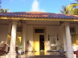 THE ERMAJA'S PAVILION Boutique Hotel & Villas, hotel in Batukaras
