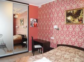Отель Олимп, отель в Екатеринбурге