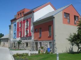 Hotel Mlyn, hotel near Železničná Stanica Leopoldov, Zavar