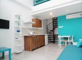 Rainbow Apartments, hotel near Thalassa Municipal Museum, Ayia Napa