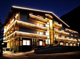 Hotel Garni Angela, budget hotel in Ischgl