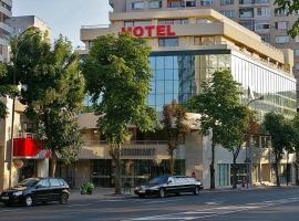 Хотел Атаген, хотел в Бургас