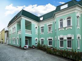 Отель Вилла Желанная, отель в Ессентуках