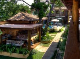 Pousada Maria Pitanga, hotel perto de Praia do Mucugê, Arraial d'Ajuda