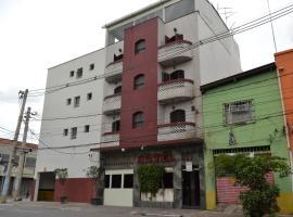 Hotel Vilamoura, hotel near Estádio do Canindé, São Paulo