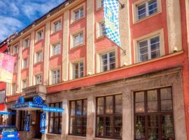 Euro Youth Hotel Munich, hotel in Munich