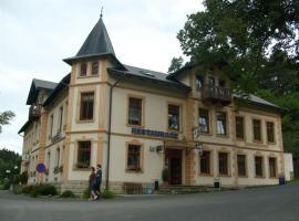 Hotel Kralicek, hotel v Turnově