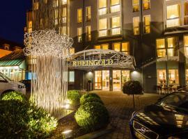 Hotel Rheingold, hotel in Bayreuth