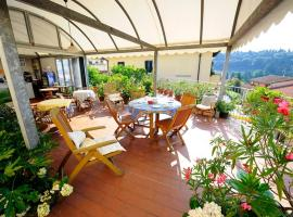 Albergo Villa Sorriso, hotell i Fiesole