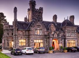 Mansion House Hotel, hotel in Elgin