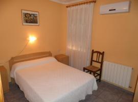 Hostal Alba, bed and breakfast en Albacete