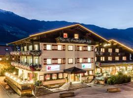 Hotel Standlhof, hotel in Uderns