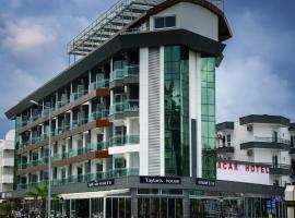 Acar Hotel, отель в городе Аланья