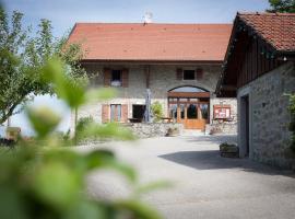 Le Bonheur dans le Pré, hôtel à Lucinges près de: Rochexpo