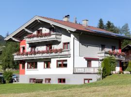 Hotel Garni Burger, Hotel in St. Jakob in Defereggen