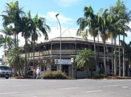 The Middle Pub, hotel in Mullumbimby