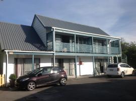 Breeze Motels, hotel in Greymouth