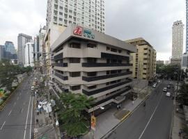 Jinjiang Inn Ortigas, hotel near Cubao, Manila