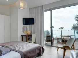 Residence Beach Hotel, Hotel in Netanja